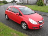 Vauxhall/Opel Corsa 1.2i 16v ( 85ps ) ( a/c ) 2010.5MY Energy ONLY 68900 Mls