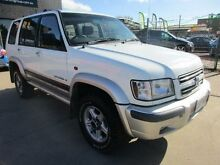 2003 Holden Jackaroo U8 LWB (4x4) White 5 Speed Manual 4x4 Wagon Laverton Wyndham Area Preview