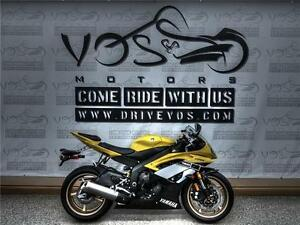 2016 Yamaha YZFR6 - V2380NP -**Free Delivery in the GTA