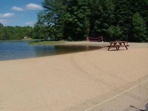 terrain avec accès lac chapleau Gatineau Ottawa / Gatineau Area image 3