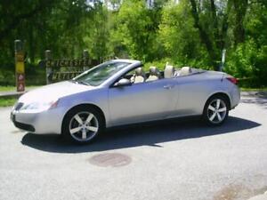 2007 Pontiac G6 GT - Hardtop Convertible