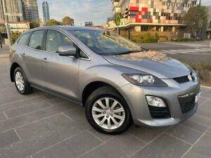 2011 Mazda CX-7 ER10L2 Classic Activematic Silver 5 Speed Sports Automatic Wagon South Melbourne Port Phillip Preview