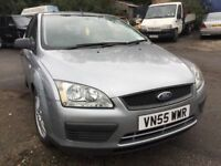 Cheap car of the day 2005 Ford Focus diesel, starts and drives well, MOT until 28th October, hence p
