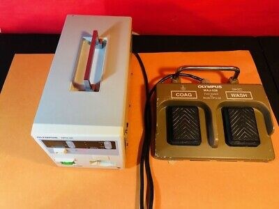 Olympus Hpu-20 Heat Probe Unit With Footswitch T1298