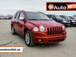 2008 Jeep Compass Sport/North 4dr 4x4