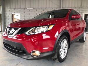 2018 Nissan Qashqai Blind Spot Sunroof
