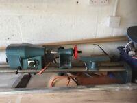 Arundel wood turning lathe