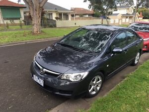 2008 Honda Civic VTi-L  AUTO Very good condition A1 Mechanic RWC Sunshine Brimbank Area Preview