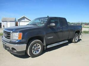 2009 GMC Sierra 1500 WT **BRANDED SALVAGE**