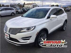 Lincoln MKC AWD 2.3 Cuir Toit Panoramique Navigation MAGS 2015