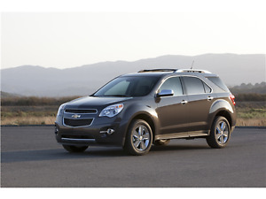 2015 Chevrolet Equinox Hatchback