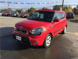 2012 Kia Soul $9,995.00 Financing available from 4.9% O.A.C