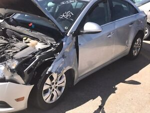2014  Chevrolet Cruze as is salvage or for parts