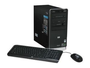 HP Desktop PC Pavilion A6530F(KQ496AA) Phenom X3 8450 (2.10 GHz)