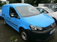 2014 Volkswagen Caddy 1.6 C20 TDI STARTLINE Panel Van Diesel Manual