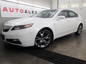 2012 Acura TL Elite PKG. NAVIGATION CAMERA SH AWD KIT DE JUPE