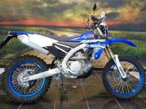 2018 Yamaha WR450F Slacks Creek Logan Area Preview