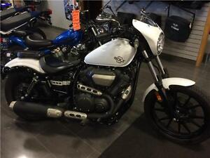 2014 Yamaha Bolt 950, only 1937km, like new, $6999 plus Hst
