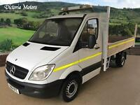 2011 MERCEDES BENZ SPRINTER 2.2 CDI 313 Tipper 2dr MWB