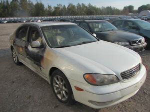 INFINITI I30 & I35 (2000/2004/ FOR PARTS PARTS ONLY)
