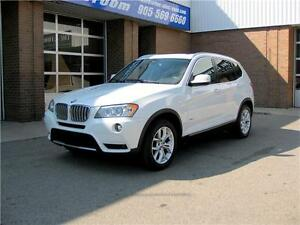 2013 BMW X3 XDrive28i + Technology Pkg + Accident Free