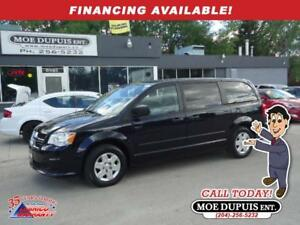 2011 Dodge Grand Caravan C/V, FLEET MAINTAINED!! ONE OWNER LEASE