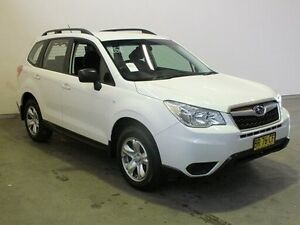 2012 Subaru Forester S4 MY13 2.5I LINEARTRONIC AWD White Constant Variable Wagon Westdale Tamworth City Preview
