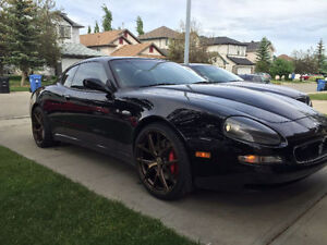 2004 Maserati Coupe Coupe (2 door)