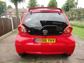 toyota aygo sports deisel 1.4 d4d must go absolute bargain lowered price