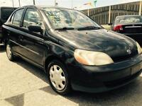 2001 Toyota Echo    AUTOMATIQUE       1699$ TAXE INCLUS