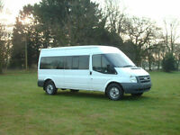Ford TRANSIT 13 seat mini bus direct from mod low miles