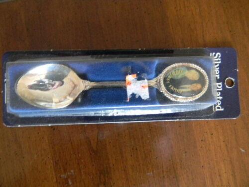 Vintage Presidential Collectors Spoon - Barbara &  George W. Bush - New RARE!