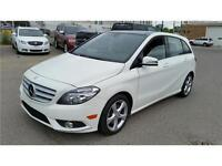 2013 Mercedes-Benz B250 Nav/Pano roof/Leather/Premium/Low km/Ext