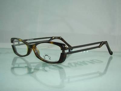 UNIQUE MODEL VINTAGE Eye DC V 426 055 Tortoise Glasses Eyeglasses Frames Size 52