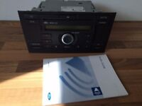 FORD CAR STEREO CD PLAYER CD 6000