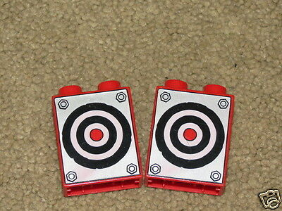 Super Lot Of 2 Lego Duplo Archery Targets   Carnival  Sports  Etc