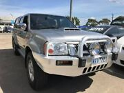 2008 Nissan Navara D22 MY2008 ST-R Silver 5 Speed Manual Utility Maidstone Maribyrnong Area Preview