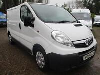 2010 Vauxhall Vivaro 2.0CDTi 115ps SWB NO VAT 1OWNER 120,000 MILES FSH