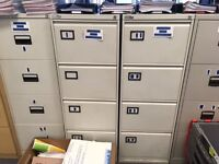 FILING CABINETS TO GIVE AWAY
