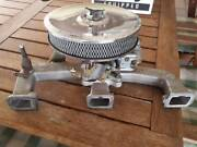 holley 350 and manifold Craigmore Playford Area Preview