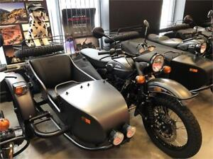 URAL GEAR UP 2018  GRIS  -1500$ DE RABAIS **VENDU**SOLD**