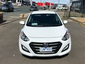 2016 Hyundai i30 GD4 Series 2 Active Polar White 6 Speed Automatic Hatchback Fyshwick South Canberra Preview