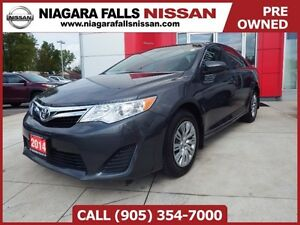 2014 Toyota Camry LE | MEDIA CTR | LOW KMS