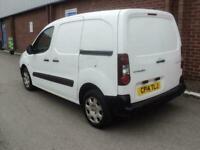 2014 Peugeot Partner 625 1.6 HDi 75 Professional Van (NO VAT) PANEL VAN Diesel M