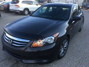 2011 Honda Accord Sedan EX_SUNROOF_REMOTE START EX EX