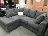 💥💥 BOMBLASTIC OFFER 💥💥 CORNER SOFA OR 3+2 SOFA SET AVAILABLE NOW IN STOCK