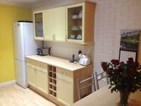 Shaker Style Fitted Kitchen, Fridge Freezer, Oven, Hob, Extractor, Sinks For Sale