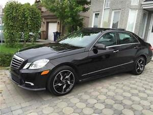 2011 Mercedes E 550-AMG-4MATIC--CERTIFIED--EASY LOAN APPROVALS
