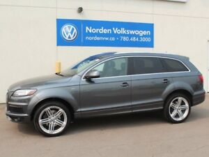 2013 Audi Q7 LOADED - NAV - LEATHER - LOW KM'S