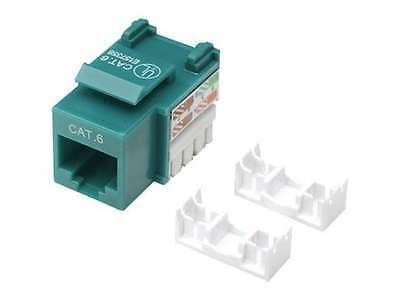 Intellinet Network Solutions 210638 Cat 6 Keystone Jack